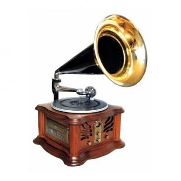 Виниловый проигрыватель PlayBox PB-1011U Gramophone-I