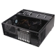 Компьютерный корпус SilverStone GD08B Black