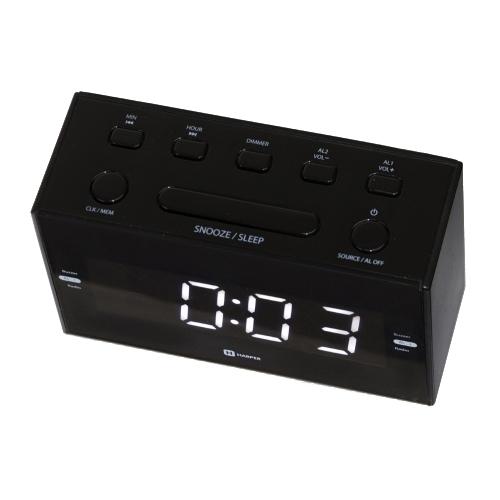 Радиобудильник HARPER HCLK-2041