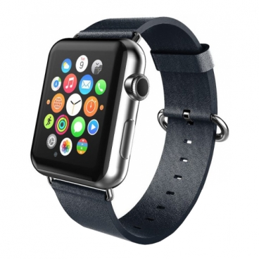 CARCAM Ремешок для Apple Watch 38mm PU Leather