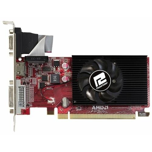 Видеокарта PowerColor Radeon R5 230 625Mhz PCI-E 2.1 2048Mb 1000Mhz 64 bit DVI HDMI HDCP