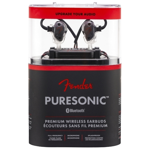 Наушники Fender Puresonic Premium Wireless Earbuds