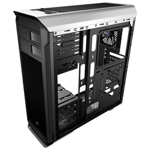 Компьютерный корпус AeroCool Aero-500 Window+CR White Edition
