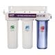 Фильтр под мойкой RAIFIL PU905W3-WF14-PR-EZ трехступенчатый