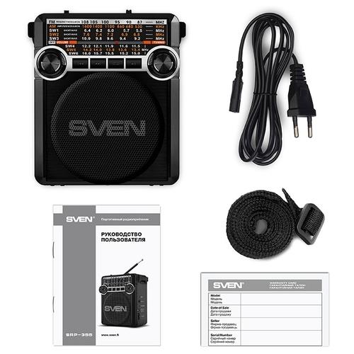 Радиоприемник SVEN SRP-355