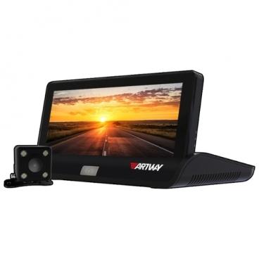 Видеорегистратор Artway MD-910 Android 11 в 1, 2 камеры, GPS