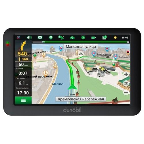 Навигатор Dunobil Plasma 5.0