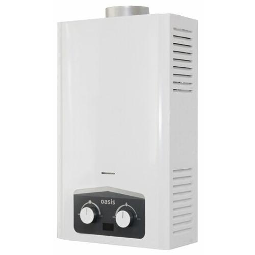 Проточный газовый водонагреватель Oasis Modern 12M