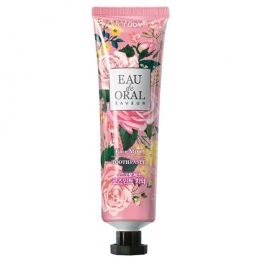 Зубная паста CJ Lion Eau de Oral Saveur Мятная роза