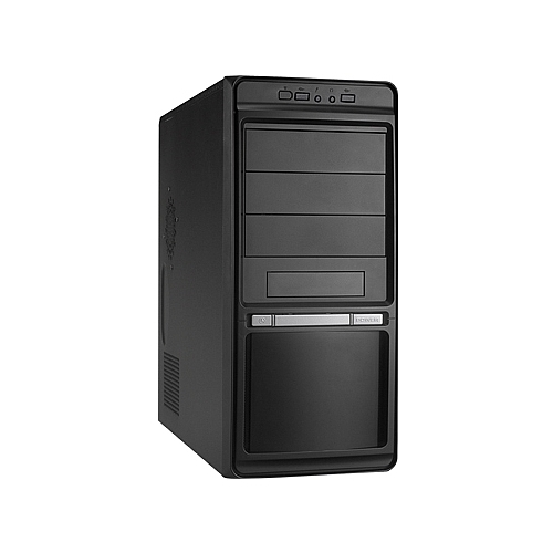 Компьютерный корпус LinkWorld LC321-60 400W Black