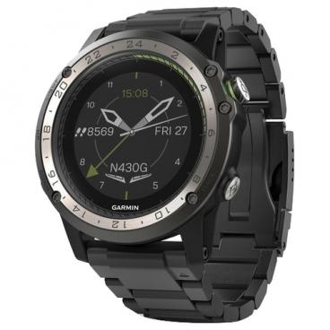 Часы Garmin D2 Charlie с титановым браслетом
