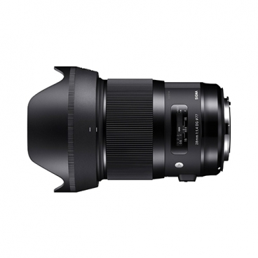 Объектив Sigma 28mm f/1.4 DG HSM Art for Sony E