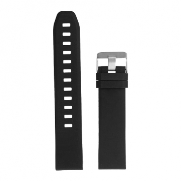 GSMIN Ремешок силиконовый Silicone для Garmin Fenix 5S/5S Plus