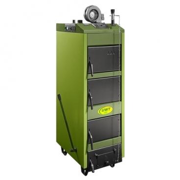 Твердотопливный котел SAS UWT 36 36 кВт одноконтурный