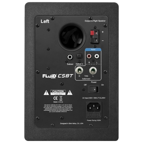 Акустическая система Fluid Audio C5 BT