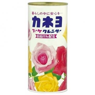 Порошок чистящий с ароматом цветов Kaneyo