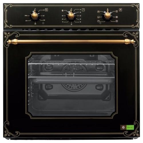 Электрический духовой шкаф RICCI REO-640BL