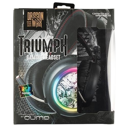 Компьютерная гарнитура Qumo Triumph