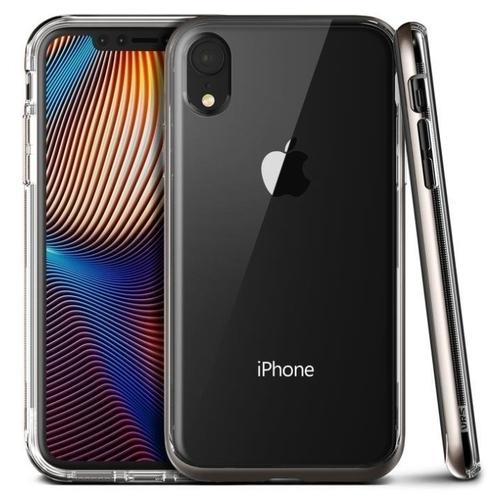 Чехол VRS Design Crystal Bumper для Apple iPhone XR