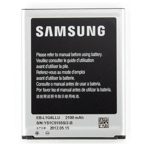 Аккумулятор Samsung EB-L1G6LLU для Samsung Galaxy S3 Duos GT-I9300I
