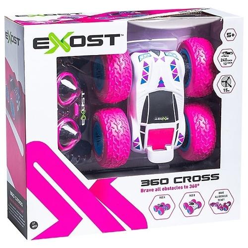 Внедорожник EXOST 360 Cross для девочек (20145) 1:18