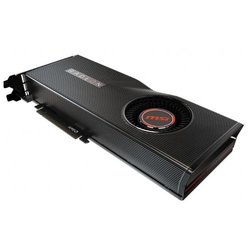 Видеокарта MSI Radeon RX 5700 XT 1605MHz PCI-E 4.0 8192MB 14000MHz 256 bit HDMI HDCP