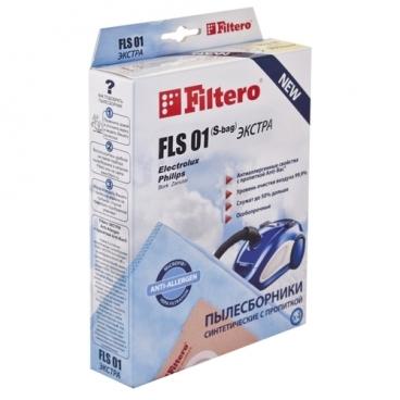 Filtero Мешки-пылесборники FLS 01 Экстра