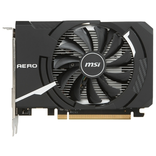 Видеокарта MSI Radeon RX 560 1196MHz PCI-E 3.0 4096MB 7000MHz 128 bit DVI HDMI HDCP AERO ITX OC