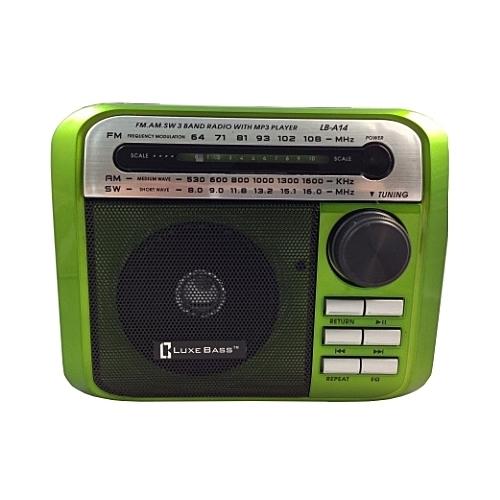 Радиоприемник LuxeBass LB-A14