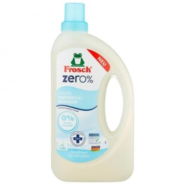 Универсальное чистящее средство Zero Sensitiv Frosch