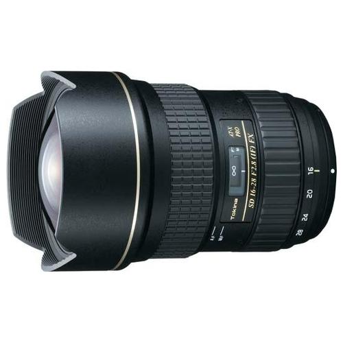 Объектив Tokina AT-X 16-28mm f/2.8 Pro FX Canon EF
