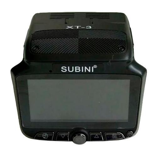 Видеорегистратор с радар-детектором Subini STR XT-3