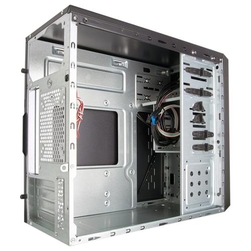 Компьютерный корпус ExeGate SP-415U w/o PSU Black