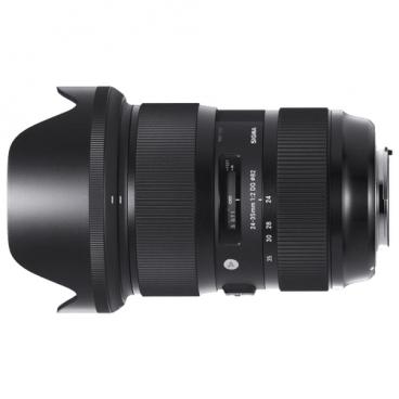 Объектив Sigma AF 24-35mm f/2 DG HSM Nikon F