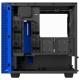 Компьютерный корпус NZXT H400i Black/blue