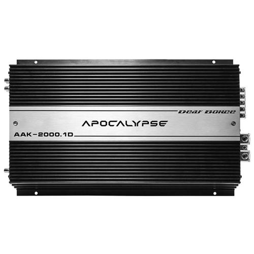 Автомобильный усилитель Alphard Apocalypse AAK-2000.1D