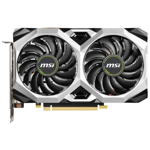 Видеокарта MSI GeForce GTX 1660 SUPER 1785MHz PCI-E 3.0 6144MB 14000MHz 192 bit 3xDisplayPort HDMI HDCP VENTUS XS