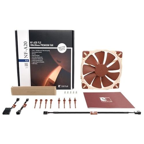 Система охлаждения для корпуса Noctua NF-A20 FLX