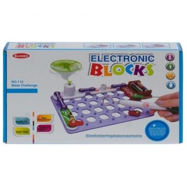 Электронный конструктор Ningbo Union Vision Electronic Blocks YJ188170490 Лабиринт