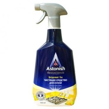 Чистящее средство для кухни Цитрусовый сад Astonish