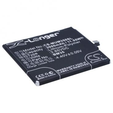 Аккумулятор Cameron Sino CS-MUM350SL для Xiaomi Mi4c