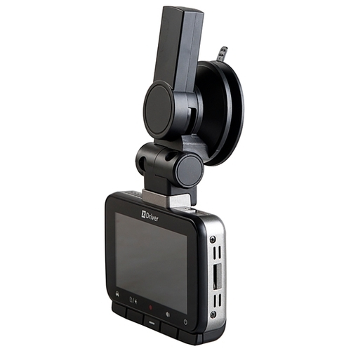 Видеорегистратор с радар-детектором SilverStone F1 HYBRID X-DRIVER, GPS