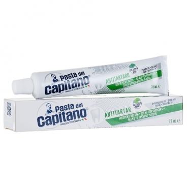 Зубная паста Pasta del Capitano Защита от зубного камня, мята