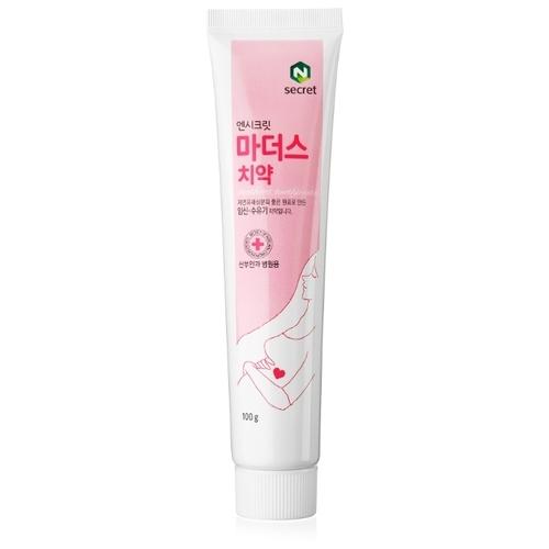 Зубная паста Nature Secret для беременных Mothers Toothpaste