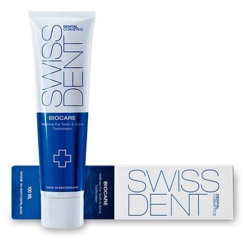 Крем для зубов SWISSDENT Biocare