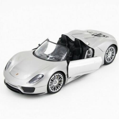 Машинка Meizhi Porsche 918 Spider 1:14