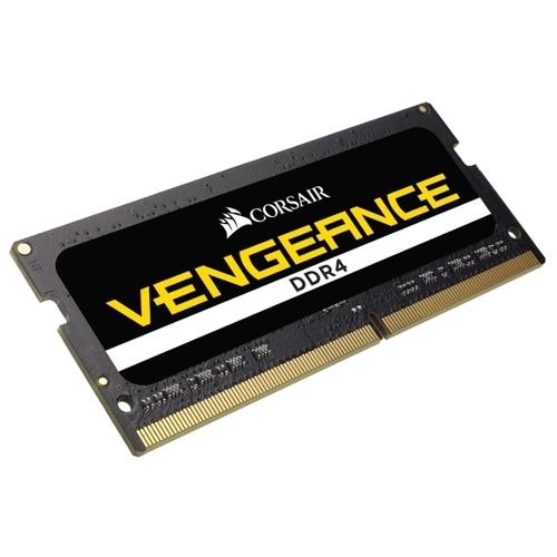 Оперативная память 8 ГБ 2 шт. Corsair CMSX16GX4M2A2400C16
