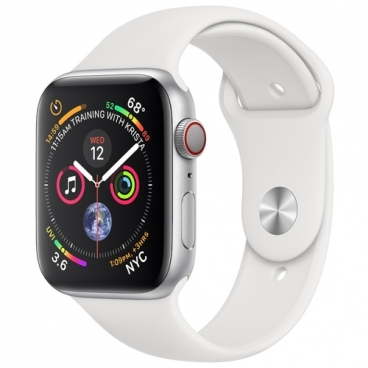 Часы Apple Watch Series 4 GPS + Cellular 40mm Aluminum Case with Sport Band