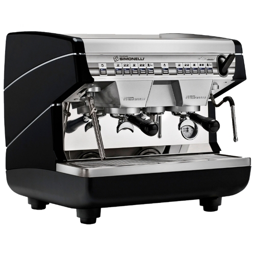 Кофемашина Nuova Simonelli Appia II Compact 2Gr V низкие группы + экономайзер
