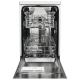 Посудомоечная машина Electrolux ESF 9423 LMW